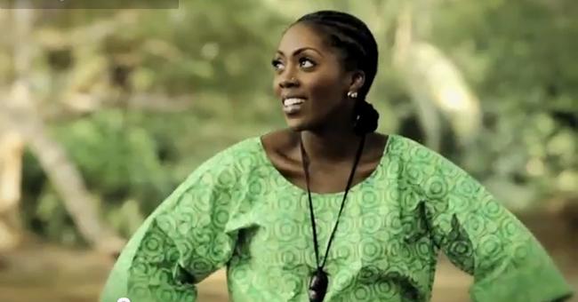 Regardez Ife Wa Gbona, un clip de Tiwa Savage