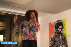 Bella Forté, artiste 3Cliks du mois de novembre