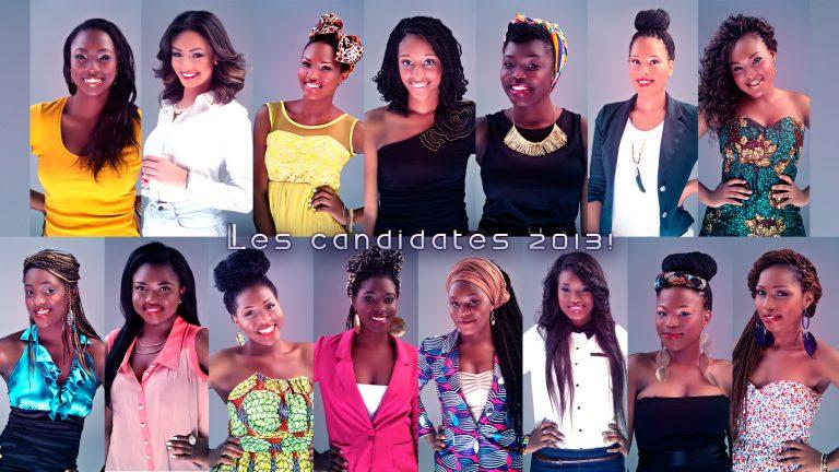 Lancement du concours Miss Afrique Montreal 2013 #MAM2013