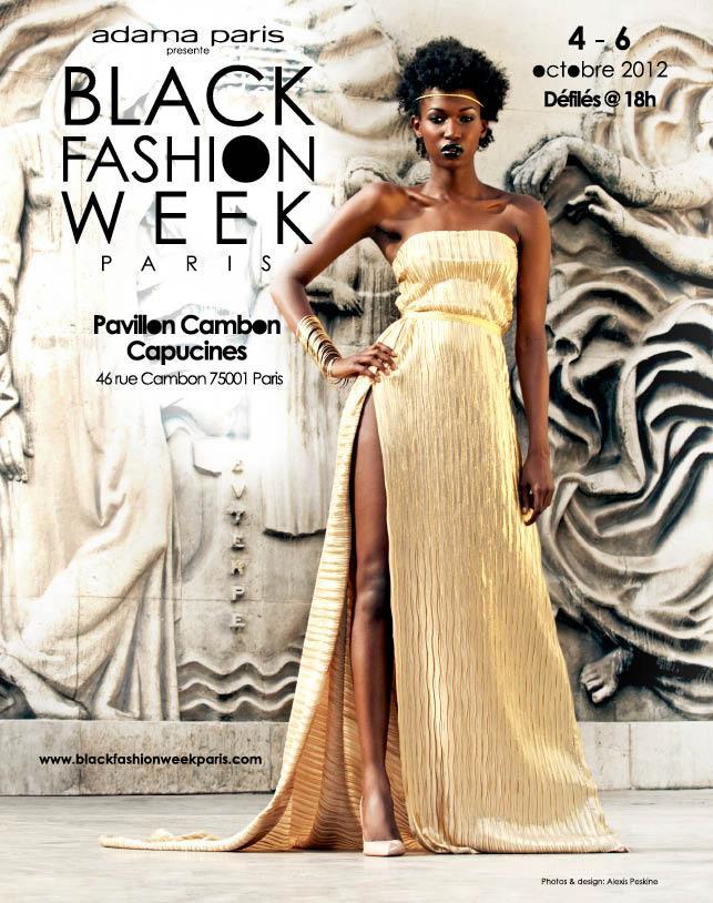 Black Fashion Week Paris au Pavillon Cambon !