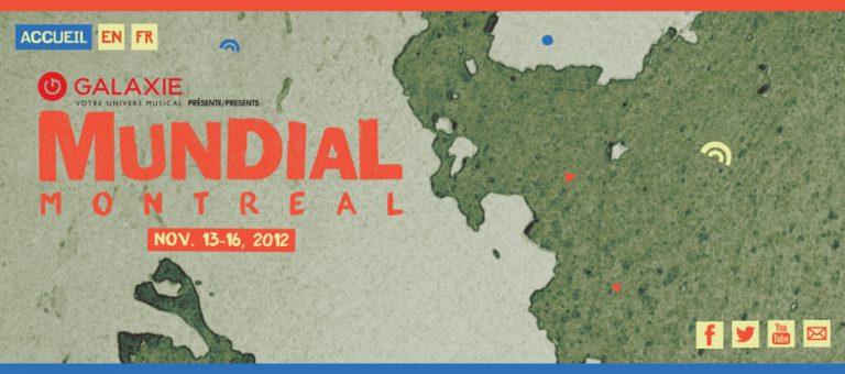 L'ActuArt – Festival Mundial Montréal 2012
