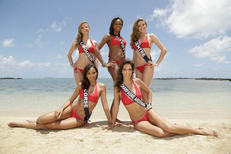 Projecteur sur les Miss France Afro 2013