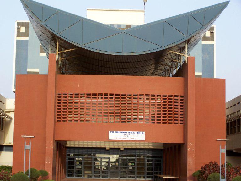 L'Université Cheikh Anta Diop de Dakar cartographiée sur Google Maps !