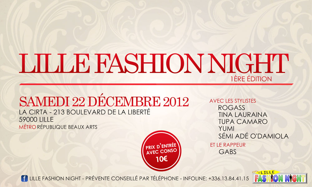 Lille Fashion Night