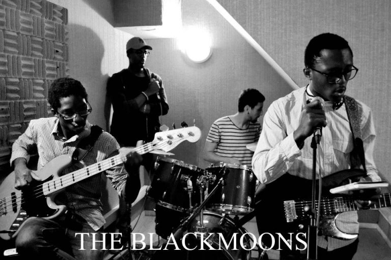 Projecteur sur The BlackMoons, groupe de rock à saveur afro