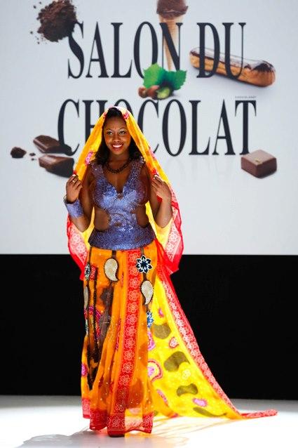L'Afrique présente à Paris au Salon du Chocolat 2012