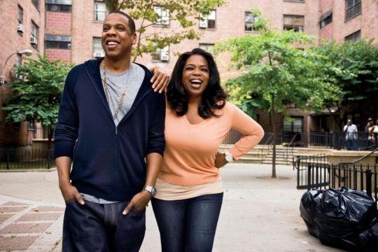 Watch Jay-Z Master Class with Oprah
