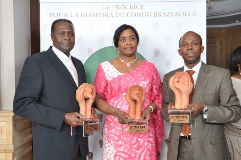 Le Prix RICE pour la Diaspora du Congo Brazzaville
