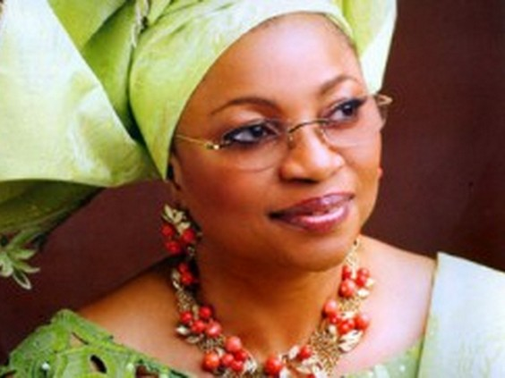 Folorunsho Alakija Africa's Richest Woman