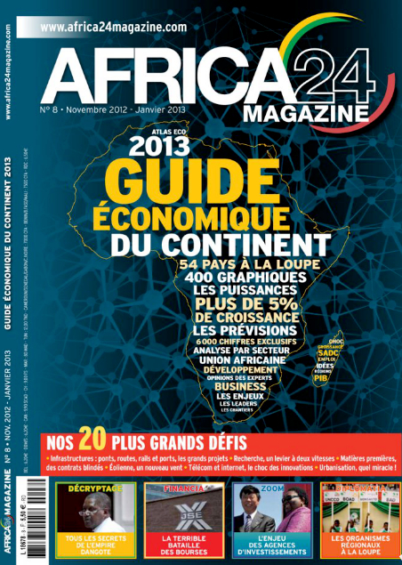 AFRICA24 - La première chaine mondiale d'information sur l'Afrique.