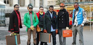 black hipster