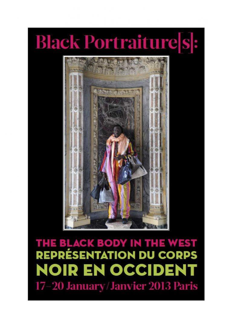 Quand Harvard s'invite à Paris pour la représentation du corps Noir en Occident