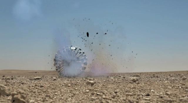 Le Demineur Mine Kafon de Massoud Hassani