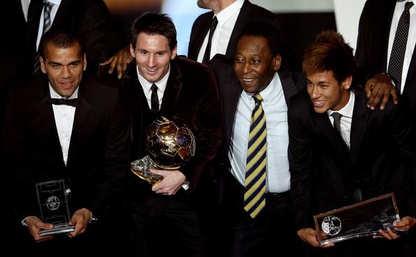 Et voici les 100 plus beaux buts de l'année 2012 !