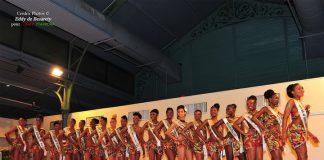 Les Miss Union Africaine en pagne