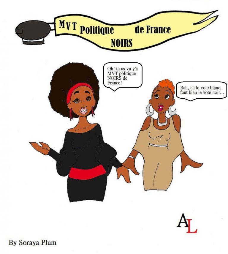 Mouvement politique Noirs de France par Soraya Plum
