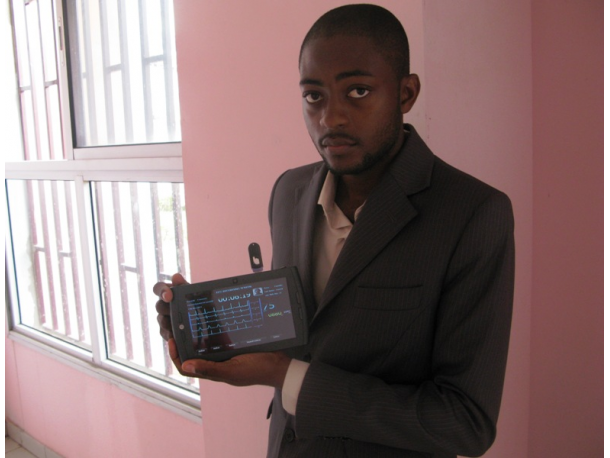 CardioPad : the first African medical tablet