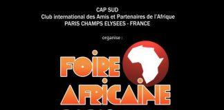 La Foire africaine de Paris 2013