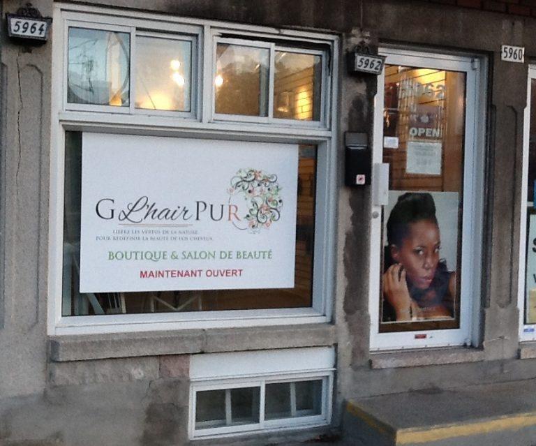 Les Essentiels de Botanikap – Visite à la boutique G l'Hair Pur