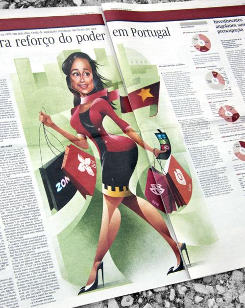 Isabel dos Santos, première Africaine milliardaire en dollars