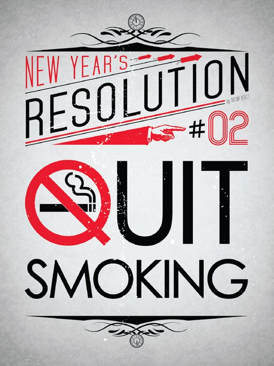 Resolution 2013 : Quit Smoking