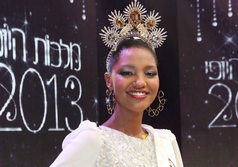 Qui est Yityish Aynaw l'éthiopienne devenue Miss World Israel 2013 ?