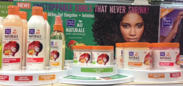 Au Naturale by Dark and Lovely