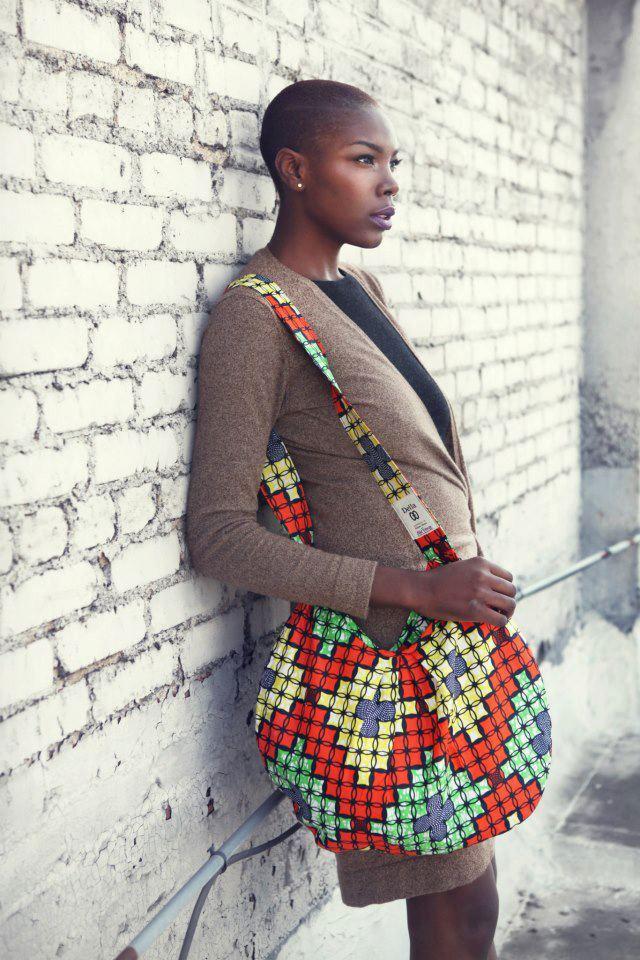 Afro Inspiration : Angelani fondatrice de la marque INYÜ