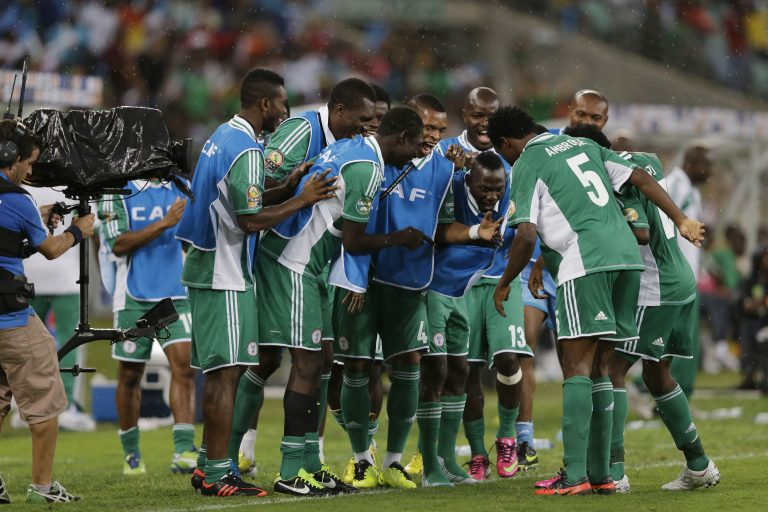 Dangote Rewards the Super Eagles with N130 Million for Reaching the AFCON Finals