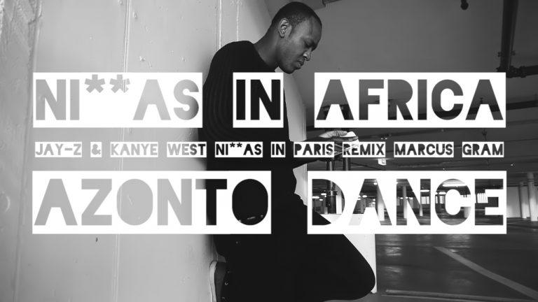 Projecteur sur Marcus Gram et son remix Azonto : Niggas in Africa