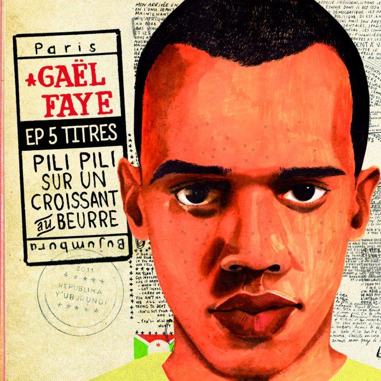 Gaël Faye, poésie d'un parcours engagé