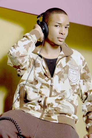 chanteur Djib Stanford