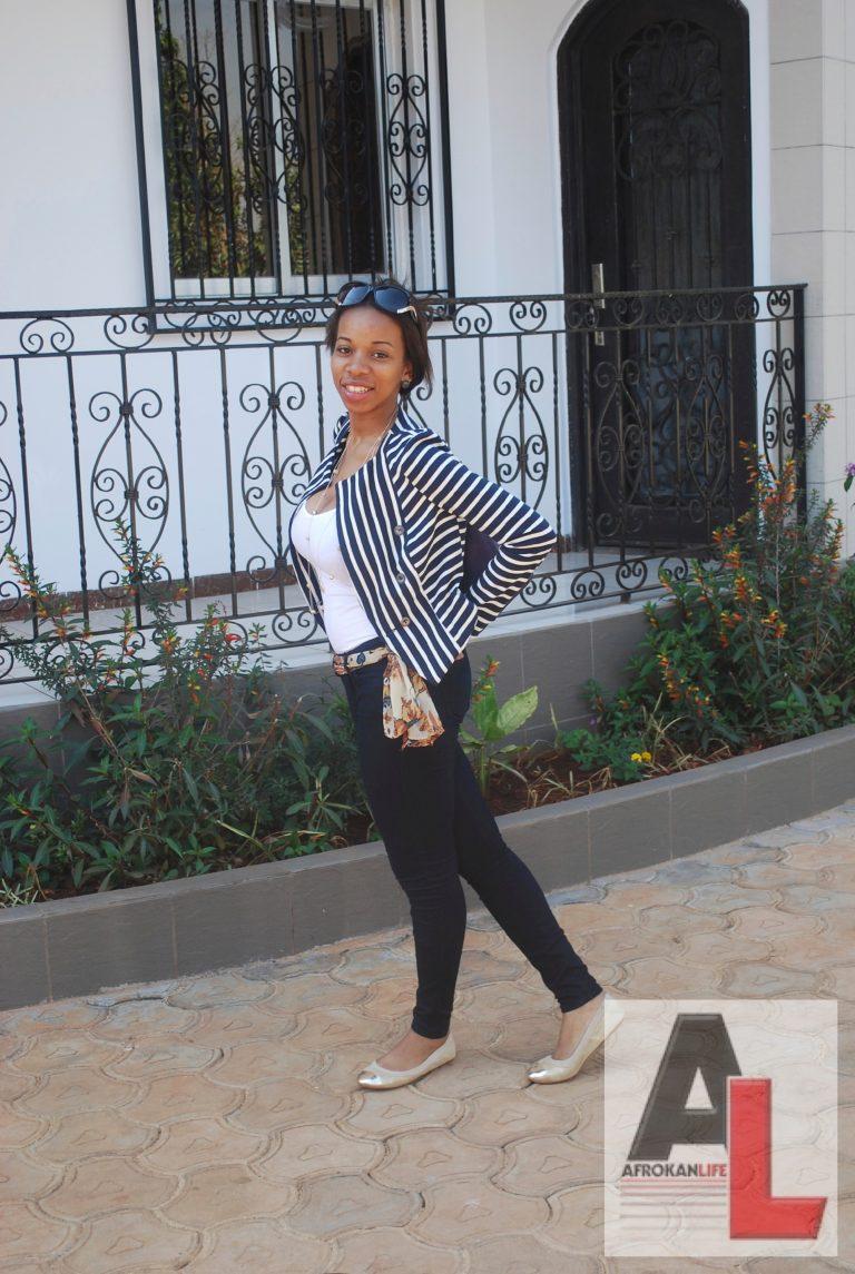 Cameroon Street style : Cindy Nadège