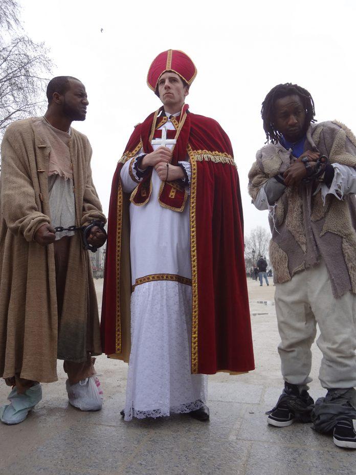 esclavage cran pape