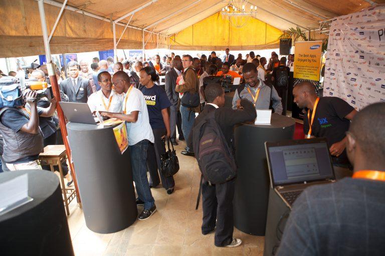 Pivot East : Conférences et Compétitions de Start-ups dans le Mobile en Afrique de l'Est