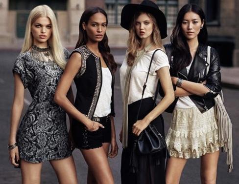 La collection New Icon de la marque H&M
