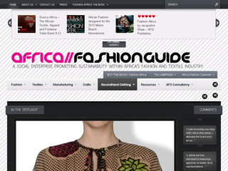 african fashio nguide