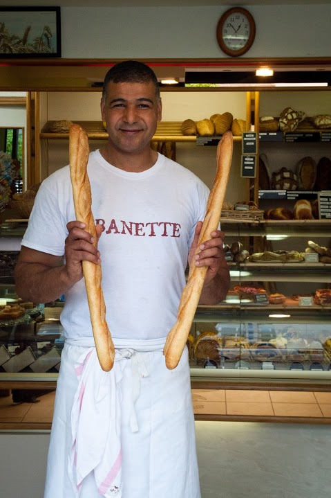 baguette paris tunisie