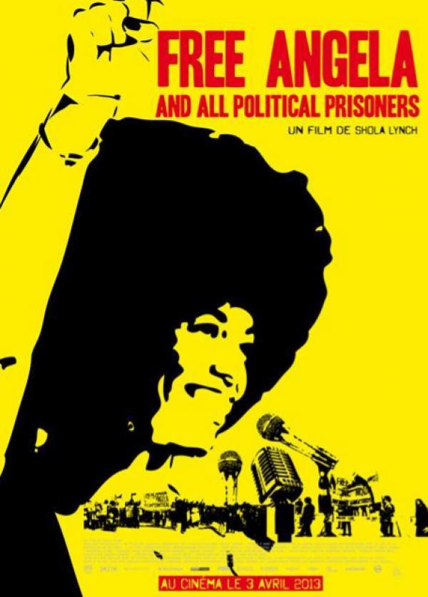 Free Angela and all political prisoners, parcours d'une éternelle militante