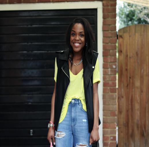 Projecteur sur le blog fashion The London Closet