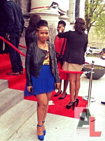 Arlette Montreal Street Style Black Fashion Week 4