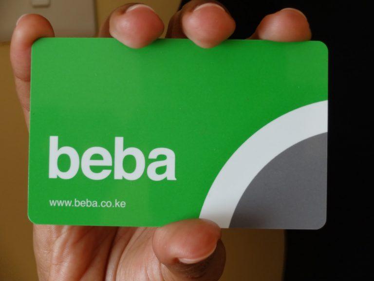 BebaPay : Lancement de paiements électroniques dans les bus au Kenya