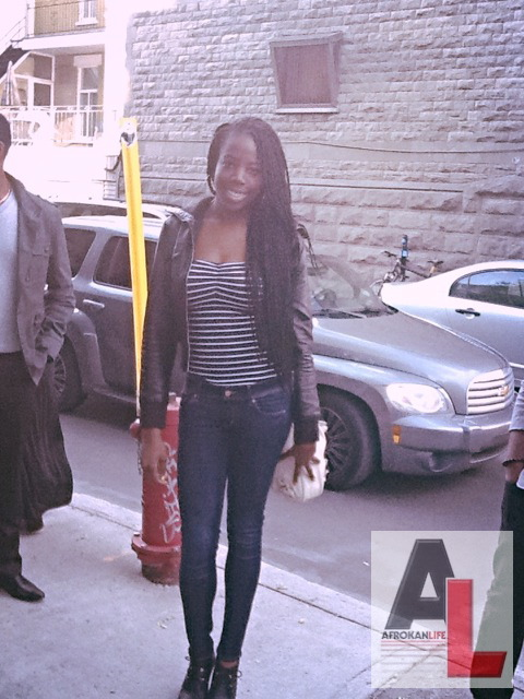 Laetitia Montréal Black Fashion Week