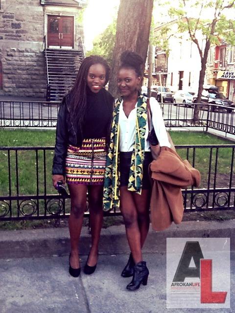 Montreal Black Fashion Week x Street Style Jour 2