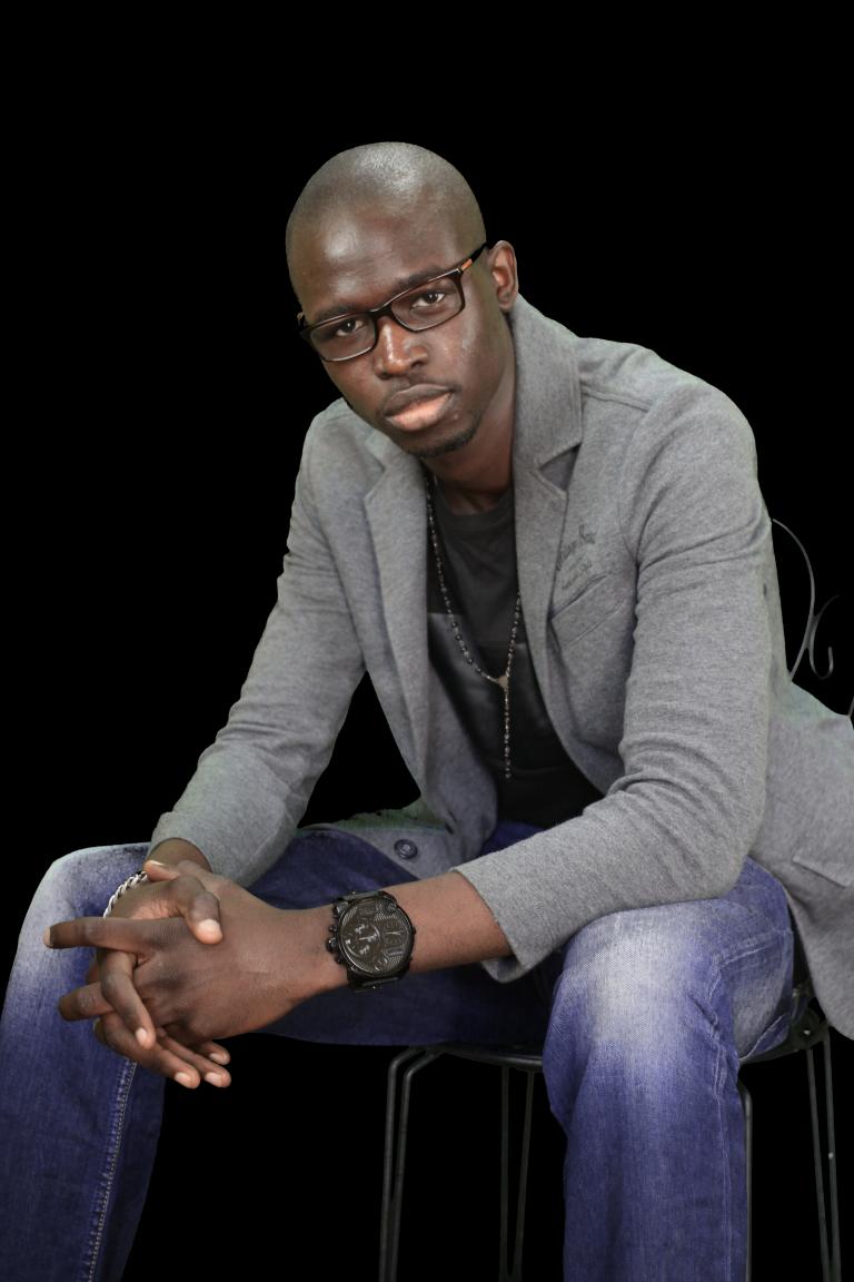 Afro Inspiration – Lassana Toure, auteur du livre TOTEMS