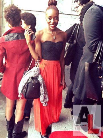 Montreal Street Style Black Fashion Week 7