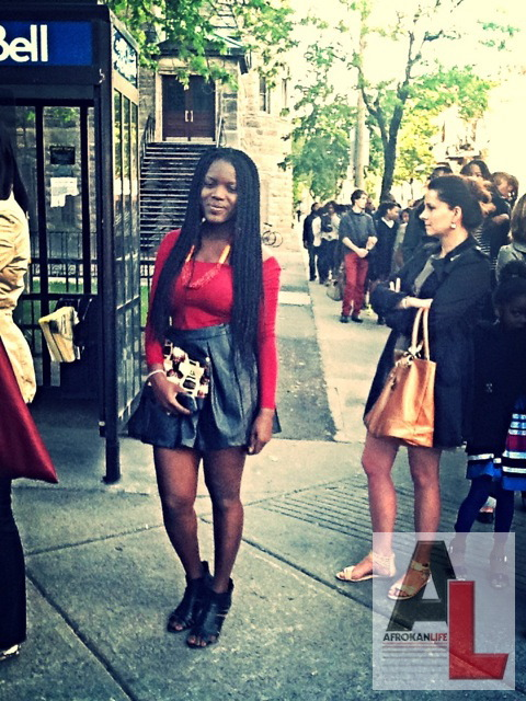 Olivia Montréal Black Fashion Week
