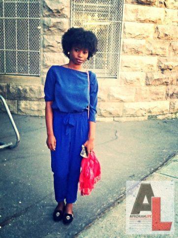 Raissa Montreal Black Fashion Week