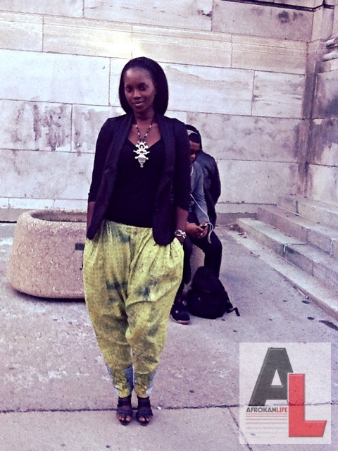 Safie Montreal Black Fashion Week