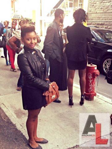 Sophia Montréal Black Fashion Week